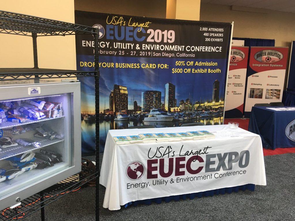 EUEC Expo 2019 Table