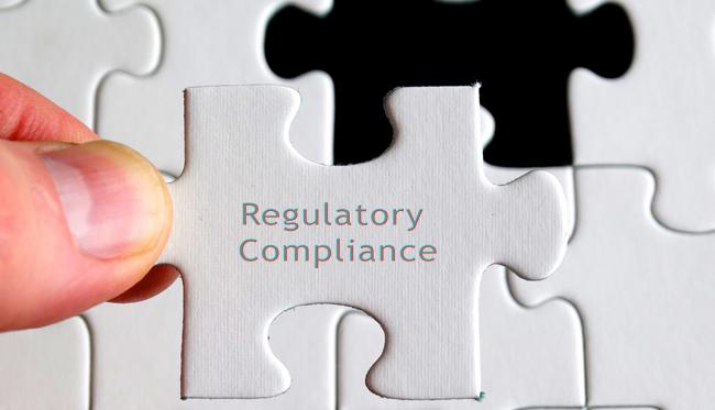 Compliance puzzle piece